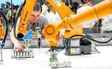 Una de cada cuatro fábricas de la Región ya utiliza robots