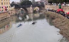 Segunda jornada de la IV regata Ciudad de Murcia