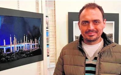 Una foto de La Manga gana un concurso sobre los estragos de la burbuja inmobiliaria