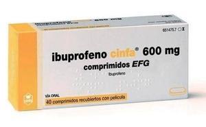 El peligro de tomar ibuprofeno que deberías tener en cuenta