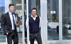 El juez De la Mata manda a juicio a Quique Pina por alzamiento de bienes