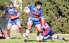 El club de rugby de Las Torres no da opción al CRUC B (41-19)