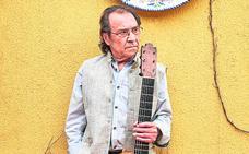 Pepe Habichuela: «Artísticamente me siento genial, como si tuviera 40 años»