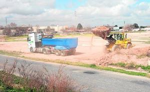 El Plan Rambla de Cartagena vuelve a estar en obras tras 18 años de parón