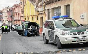 Detenido con drogas en un golpe contra la venta al menudeo en Mula