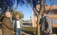 El Ayuntamiento recuperará la antigua fuente del parque de La Libertad de Guadalupe