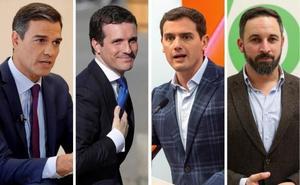El 11,7% por de los andaluces respaldan el gobierno de coalición PP y Cs apoyado por Vox, según el CIS