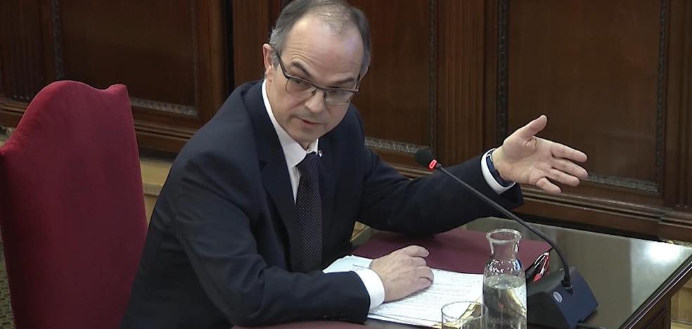 Turull acusa a la Fiscalía de faltar al respeto a los ciudadanos catalanes: «No son ovejas»