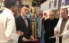 Cultura restaura la imagen de la Virgen de los Dolores de Salzillo
