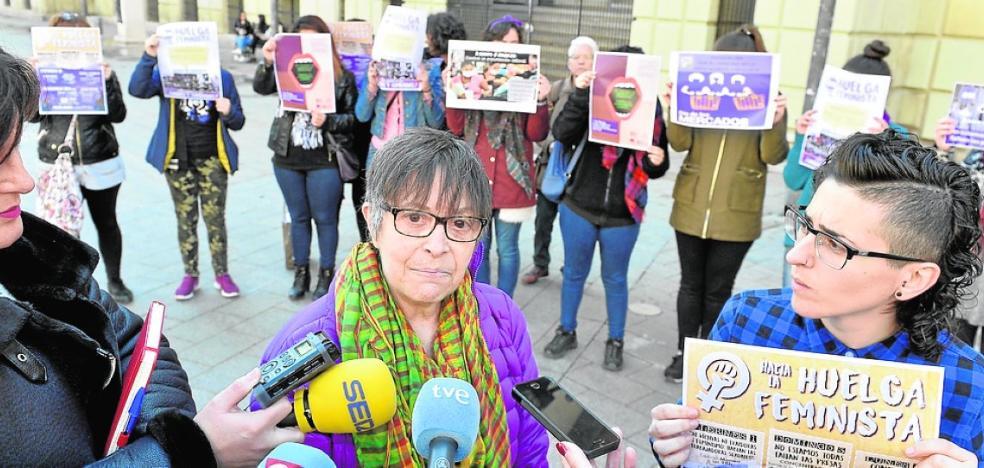 Las feministas convocan seis actos de protesta previos al 8-M