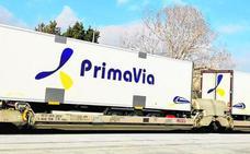 Primafrio inaugura la primera 'autovía ferroviaria' intermodal entre España y Luxemburgo