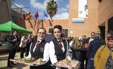 Los seis grados formativos de la Escuela de Hostelería de Cartagena rozan ya el pleno empleo