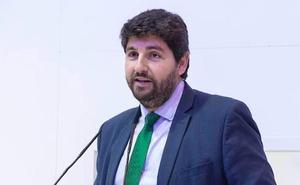 López Miras, nombrado Presidente de Honor de los Nazarenos Murcianos