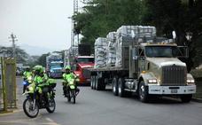 Venezuela declara la alerta militar ante llegada de la ayuda humanitaria