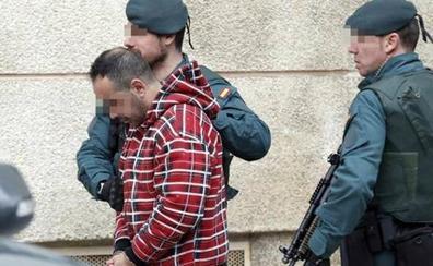El supuesto inductor del crimen de Llanes: «Solo quería darle un buen susto»