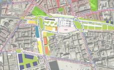 Los barrios del Sur se preparan para acoger la nueva expansión de Murcia