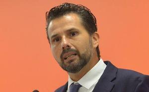 Mario Gómez se presentará a las primarias de Cs para ser candidato a la alcaldía de Murcia
