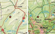 Dos terremotos alarman a los vecinos de Jumilla y Molina