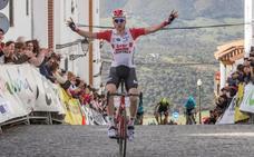 Wellens, primer líder de la Vuelta a Andalucía