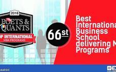 ESIC, entre las mejores escuelas de negocios del mundo que imparten programas MBA