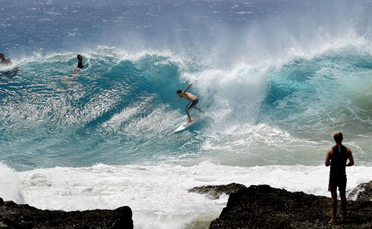 Buenas olas