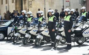 Los primeros exámenes de la oposición de Policía Local de Murcia serán el 12 de abril