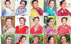 Las 26 candidatas a Reina de la Huerta 2019