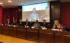 La vicepresidenta del TC declina pronunciarse en Murcia sobre el juicio del 'proces' para «no exponerse a la recusación»