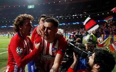 El Atlético recupera su esencia