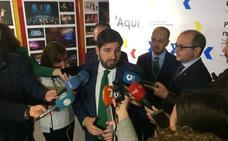 López Miras desvela que «muy pronto» se conocerán las listas del PP al Congreso y Senado