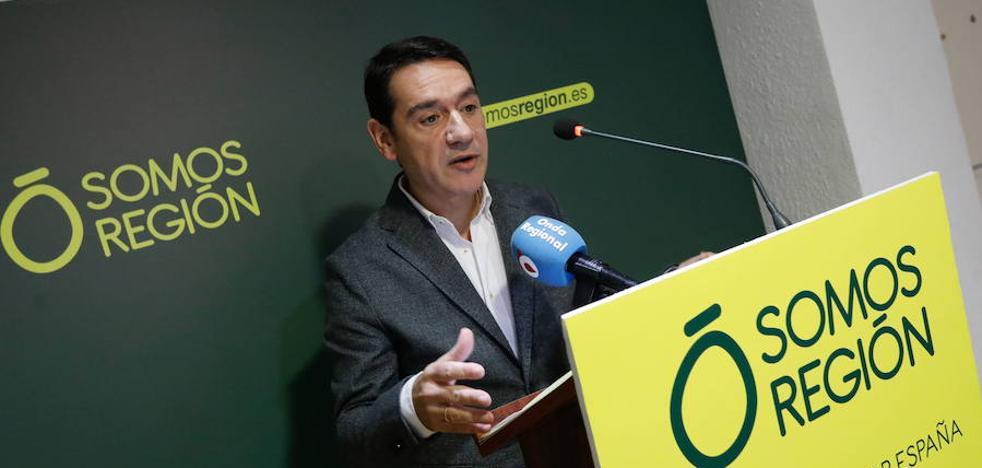 José Gabriel Ruiz dimite como secretario general de Somos Región