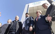 López Miras: «Analizaremos la Ley de Cambio Climático, no vamos a permitir un ataque más al Tajo-Segura»