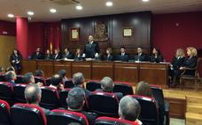 Fiscalía y abogados denuncian que la Justicia sea «una Cenicienta» en los sistemas políticos y reclaman más medios