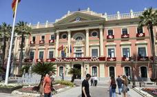 El presupuesto de las juntas municipales de Murcia creció un 57% esta legislatura