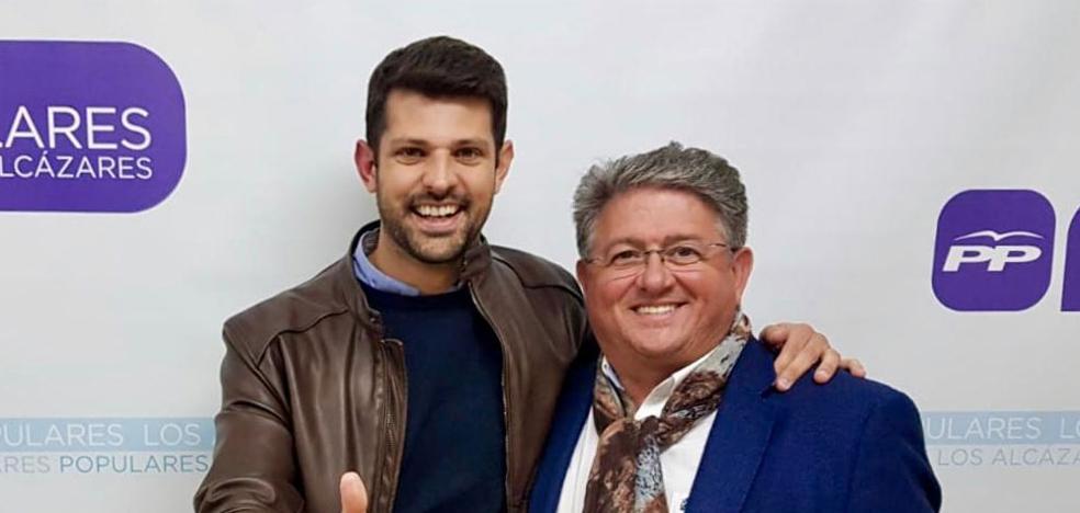 Nicolás Ruiz relevará a Anastasio Bastida como candidato del PP en Los Alcázares