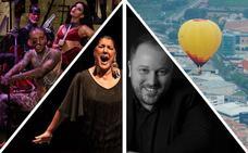 Flamenco, teatro y comedia para disfrutar del fin de semana