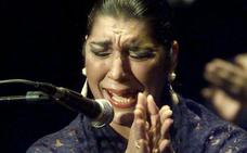 Remedios Amaya, en la Cumbre Flamenca