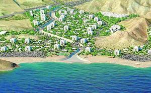 El plan urbanístico Playa de La Cola prevé levantar 2.313 casas en Águilas  en diez años a779a3bff0f4