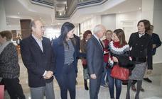 Reunión entre la alcaldesa de Cartagena, la secretaria de Turismo y la consejera Miriam Guardiola