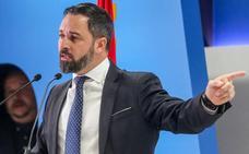 El «amor a España», primer mandamiento de Vox