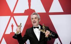 Los ganadores de los Premios Oscar 2019 posaron alegres con sus estatuillas