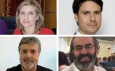 Cuatro de los siete partidos que irán a las urnas en Molina de Segura ya tienen a sus cabezas de lista