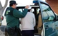 La Guardia Civil detiene a un vecino de Sangonera la Verde por una quincena de incendios en un colegio