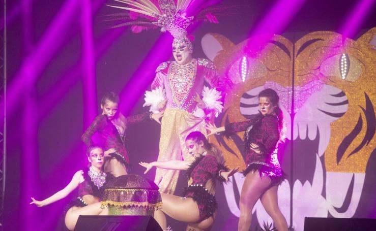 Las 'Drag Queens' toman el carnaval en Cartagena