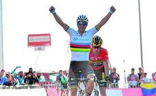 Valverde se quita «un peso de encima»