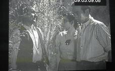 Los jardines de Murcia en 1936, en la Filmoteca Regional