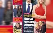 Alba Carrillo y Thibaut Courtois, nueva pareja