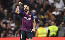 Jordi Alba y Luis Suárez esquivan la sanción y estarán en la final