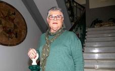 Una fundadora de las damas del Socorro es la Nazarena Mayor