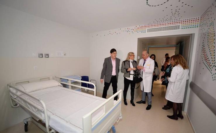 La Arrixaca abre la primera unidad de Psiquiatría para niños y adolescentes de la Región